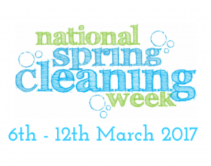 National Spring Cleaning Week 2017