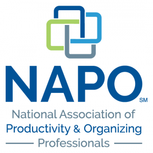 NAPO National Association of Productivity & Organizing Professionals